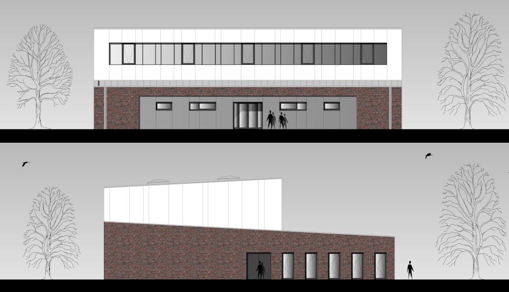Projektbild 1, Sporthalle   |   TrÜbPl Putlos, Wagrien Kaserne Oldenburg
