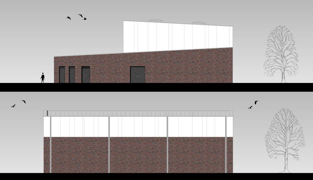 Projektbild 2, Sporthalle   |   TrÜbPl Putlos, Wagrien Kaserne Oldenburg