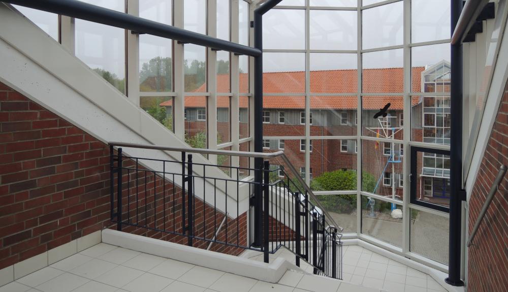 Projektbild 1, Unterkunftsgebäude   Parow