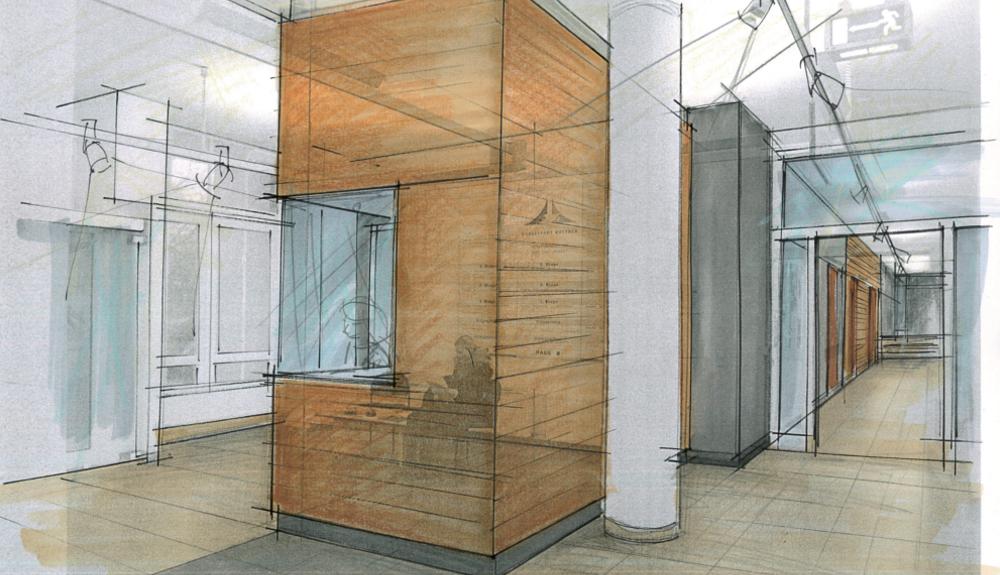 Projektbild 2, Haus des Bauens und der Umwelt   |   Rostock