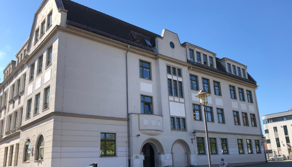 Schule Am Alten Markt Rostock